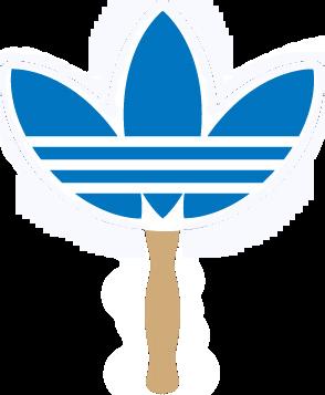 Adidas-Custom-Hand-Fan